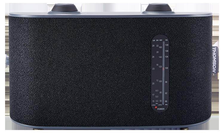Portable radio 4 bands (black) RT250 THOMSON - Packshot