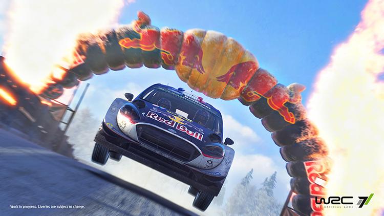 WRC 7 - Screenshot#2tutu#4tutu#6tutu#8tutu