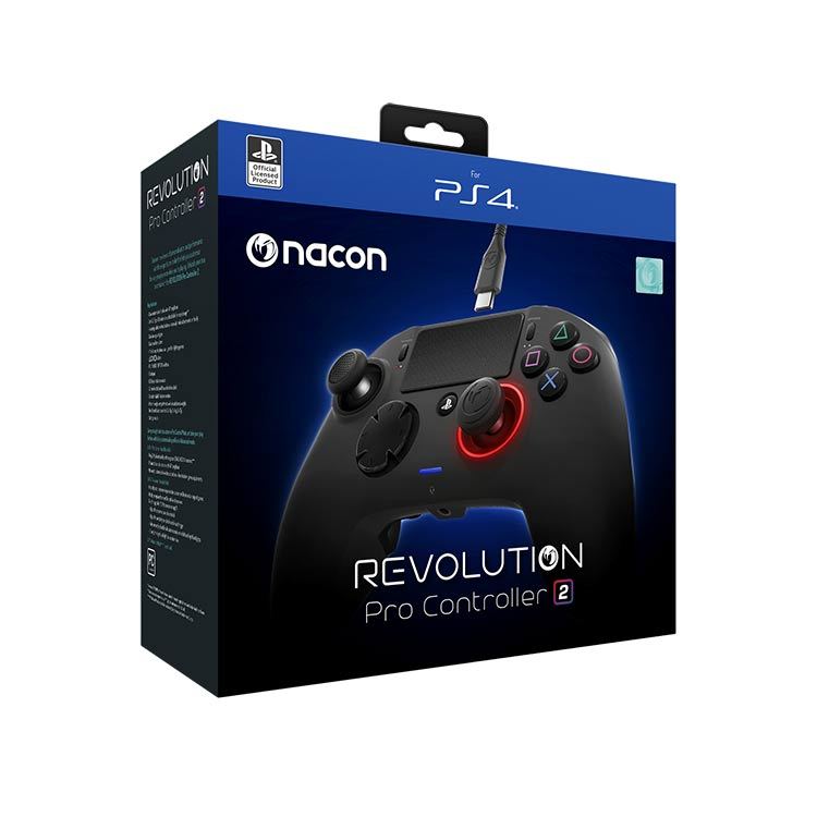 Revolution Pro Controller 2 official licensed for PlayStation® 4 PS4OFPADREV2UK NACON - Image  #2tutu#3