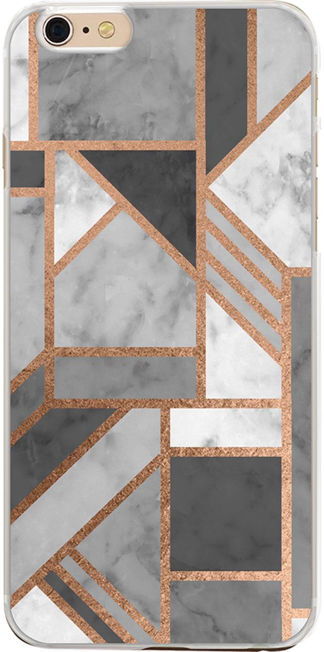 Semi-rigid case (grey) - Packshot