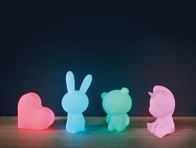 Wireless Luminous speaker Lumin'us (unicorn) BTLSUNICORN BIGBEN - Image  #2tutu#4tutu#6tutu#8tutu#10tutu#11