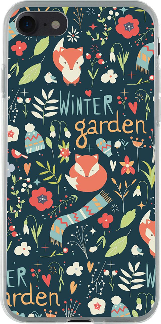 Semi-rigid case winter garden - Packshot