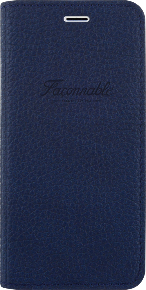 FACONNABLE Flap Case French Riviera (Blue) - Packshot