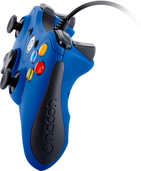 NACON PC Game Controller (Orange) PCGC-100BLUE - Image  #1