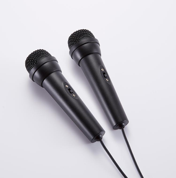 Multimedia Tower with 2 microphones TW11K BIGBEN - Image  #2tutu#4tutu#6tutu