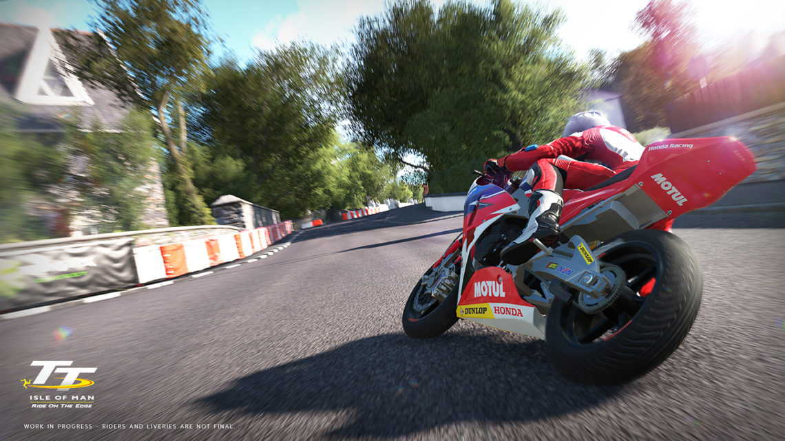 TT Isle of Man - Screenshot#1