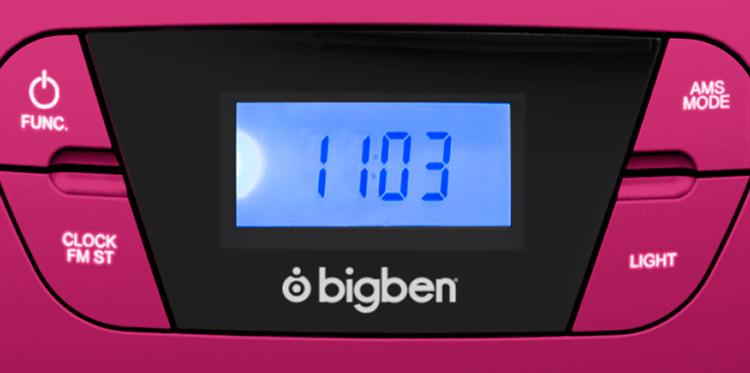 Portable CD/USB player with light effects CD61RUSB BIGBEN - Image  #2tutu#4tutu#5