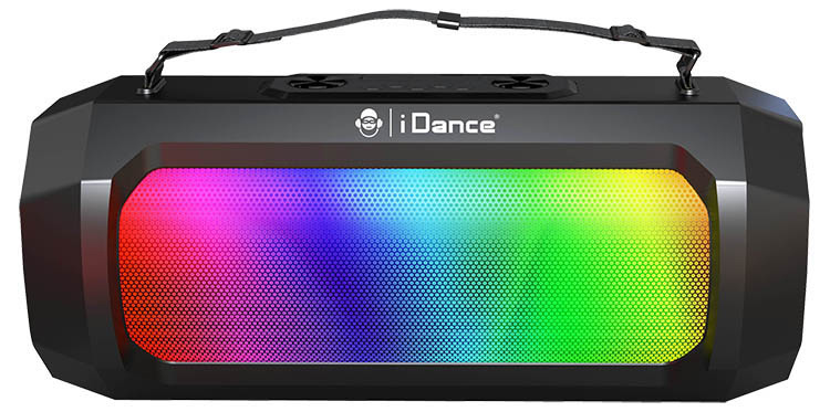 Bluetooth outdoor party system CYCLONE1000 I DANCE - Packshot