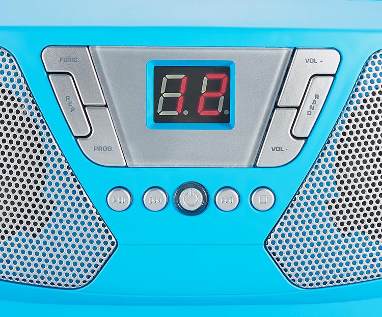 Portable radio/CD player CD60BLSTICK BIGBEN - Image  #2tutu#4tutu#5
