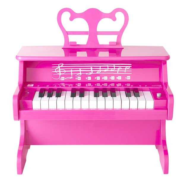 Portable mini piano with Bluetooth MYPIANO100PK I DANCE - Packshot
