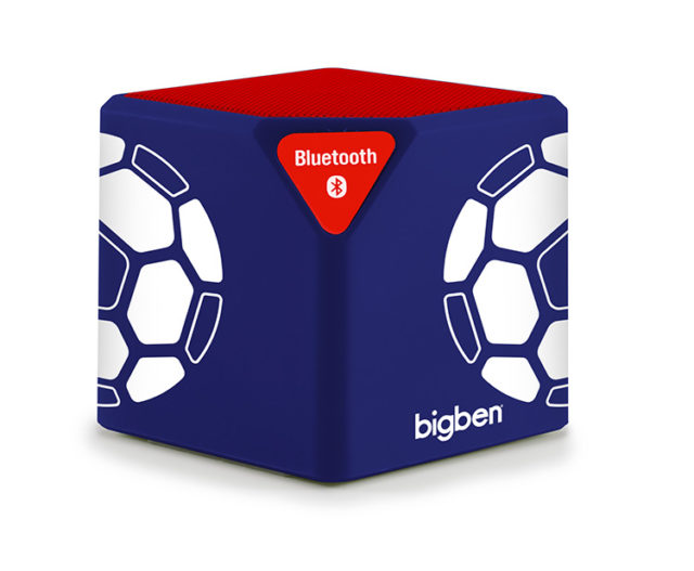 Wireless portable speaker BT14FOOT BIGBEN - Packshot