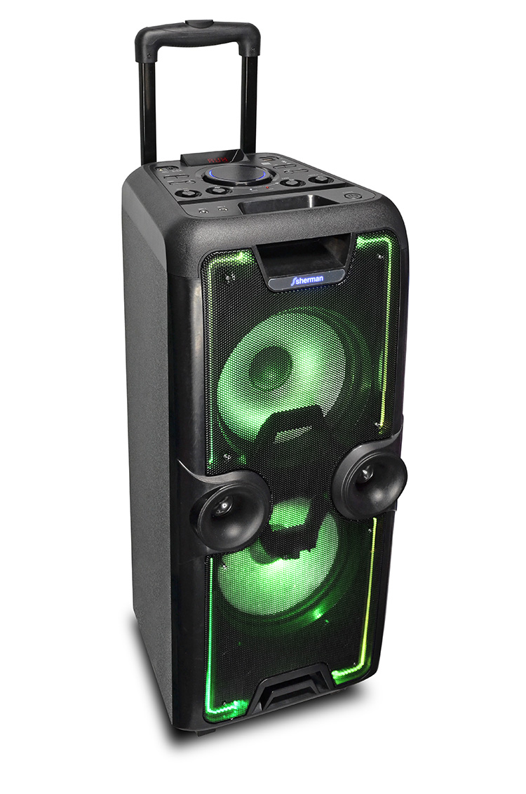 Bluetooth party system MEGABOX2000 I DANCE - Image