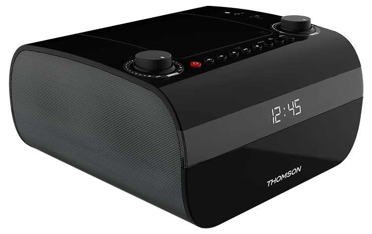 CD/MP3/USB/RADIO portable player RCD305UBT THOMSON - Image