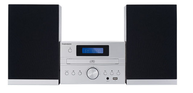 CD/MP3/USB MICRO SYSTEM/DAB+ MIC122DABBT THOMSON - Packshot