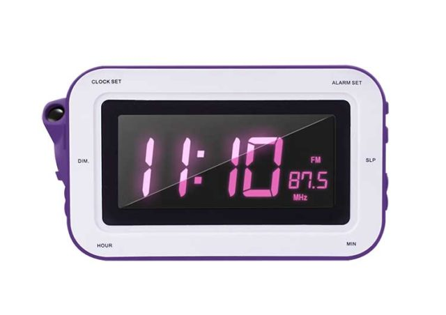 Radio Alarm clock with projection RR30PFAIRY4 BIGBEN KIDS - Packshot