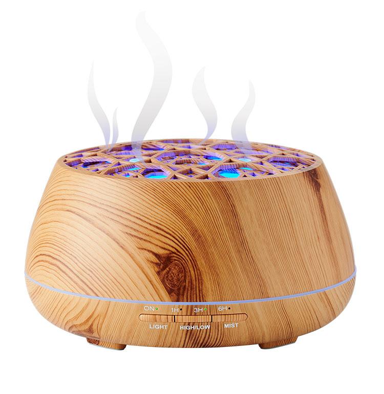 Luminous speaker aroma diffuser BTA01 BIGBEN - Image  #2tutu#4tutu