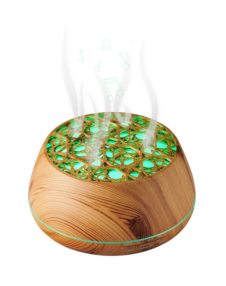 Luminous speaker aroma diffuser BTA01 BIGBEN - Image  #2tutu#4tutu#6tutu#8tutu#10tutu#11