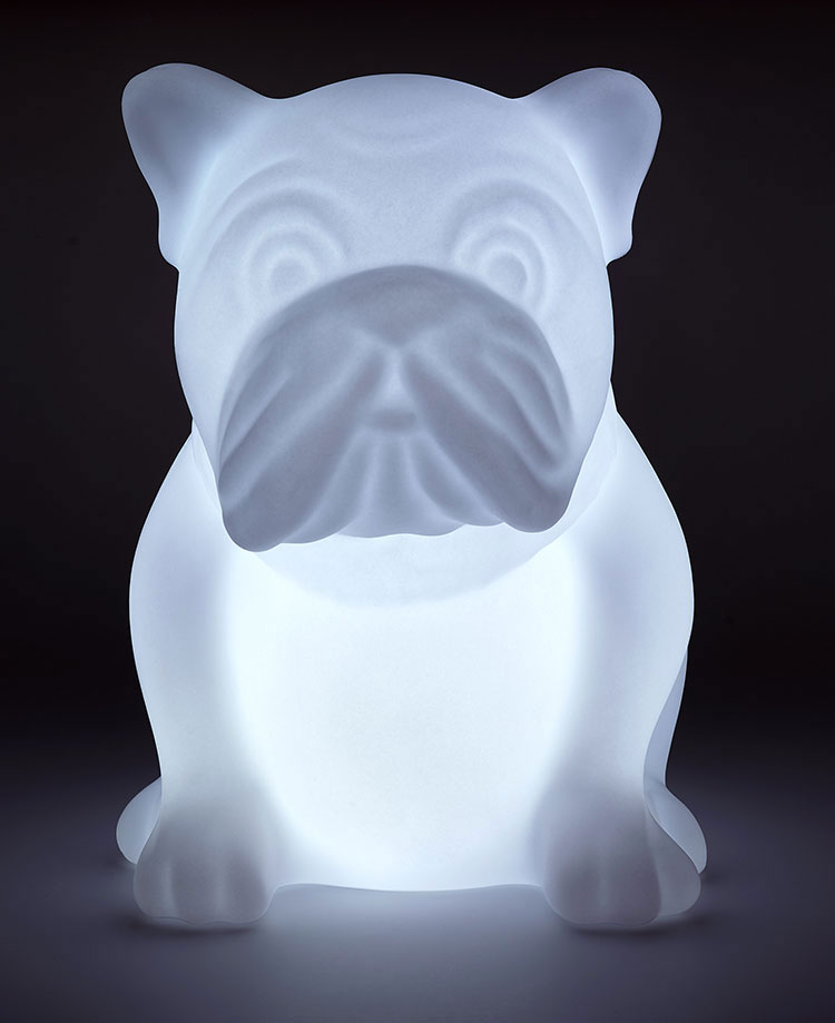 Wireless luminous speaker BTLSDOG BIGBEN - Image  #2tutu