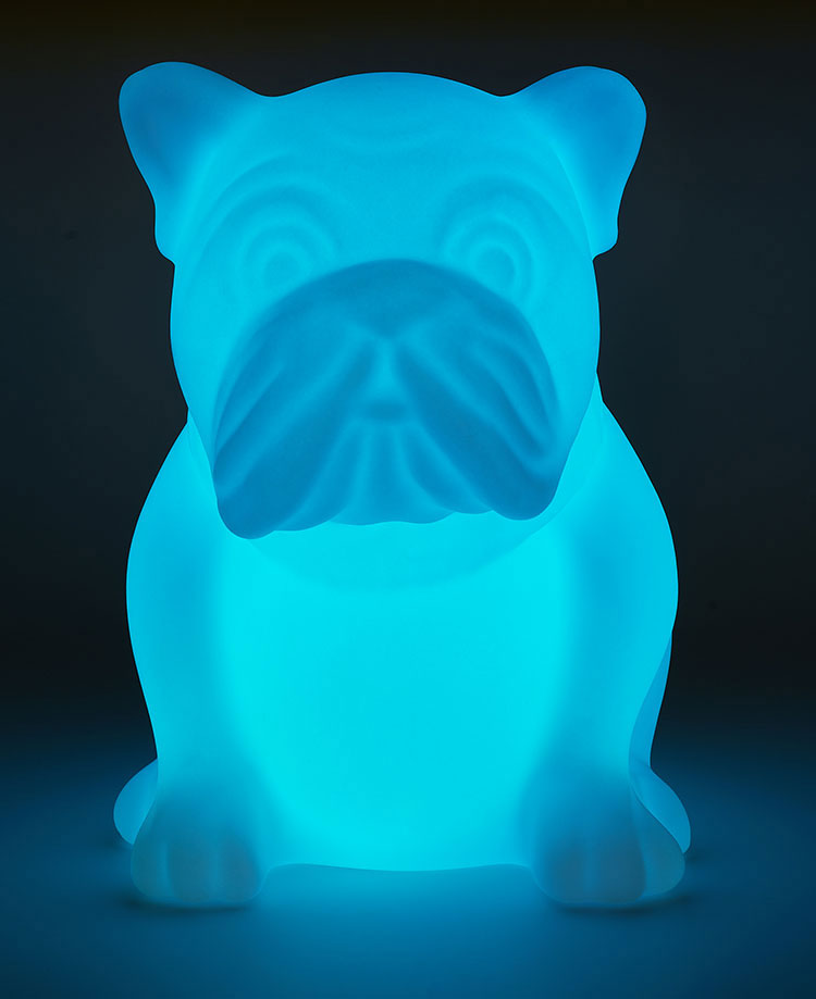 Wireless luminous speaker BTLSDOG BIGBEN - Image  #2tutu#4tutu#6tutu#8tutu