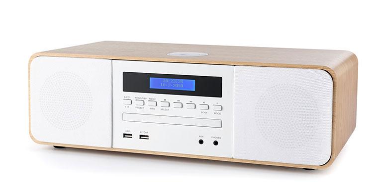 CD/MP3/USB micro system MIC201IBT THOMSON - Image