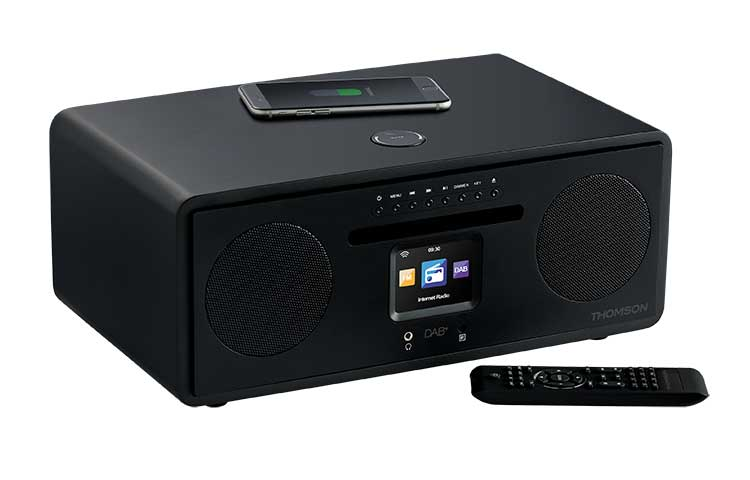 All-in-one Hi-Fi connected system MIC500IWF THOMSON - Image  #2tutu