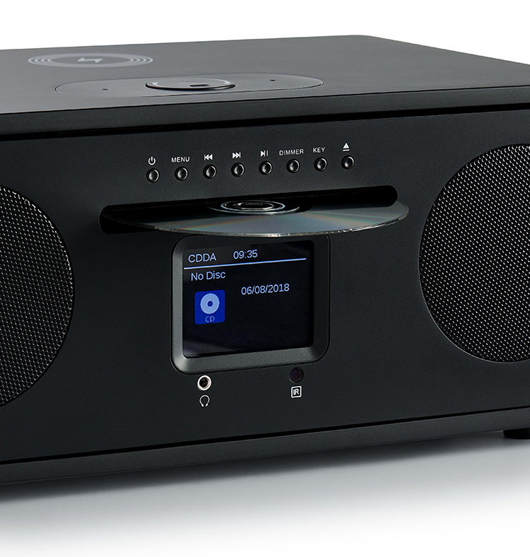 All-in-one Hi-Fi connected system MIC500IWF THOMSON - Image  #2tutu#4tutu#6tutu