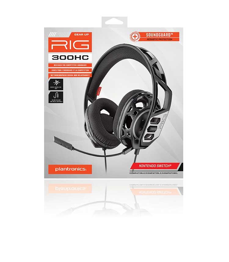 PLANTRONICS Stereo gaming headset RIG 300HC - Image  #1
