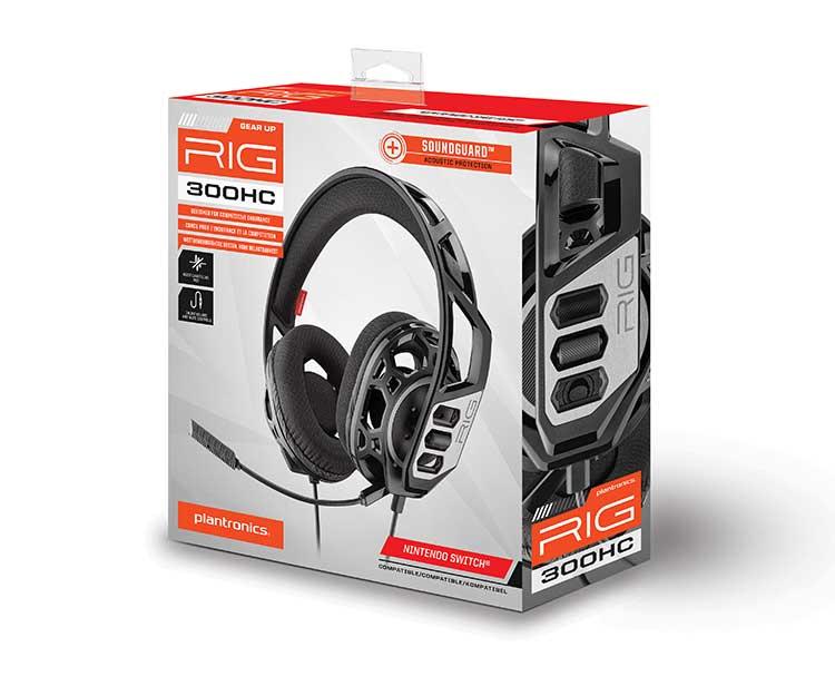 PLANTRONICS Stereo gaming headset RIG 300HC - Image  #2tutu