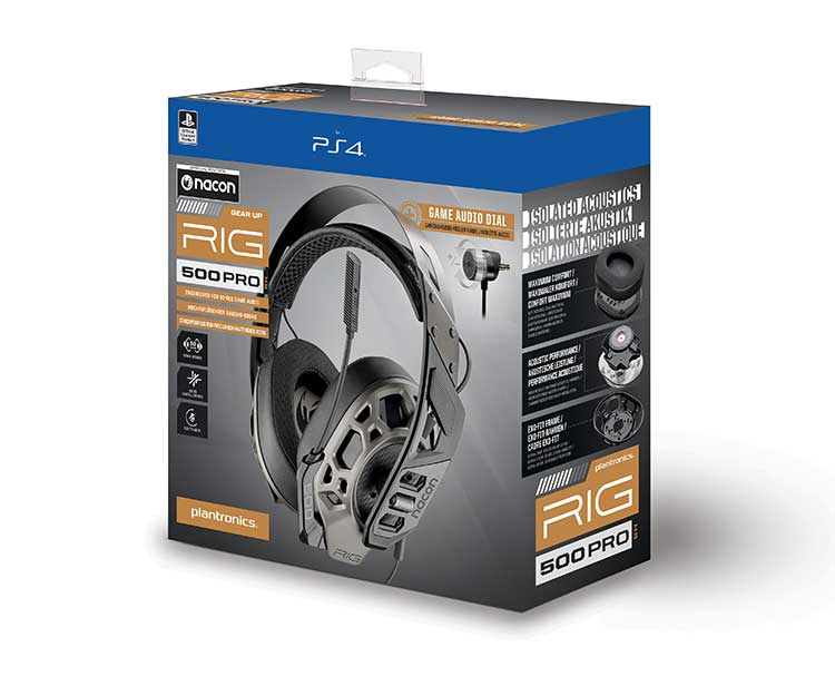 RIG 500PRO HS for PS4™ – NACON Limited Edition - Image  #2tutu#4tutu#5
