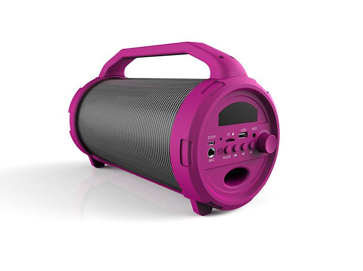 Lightning speaker bluetooth® CYCLONE400PK I DANCE - Packshot