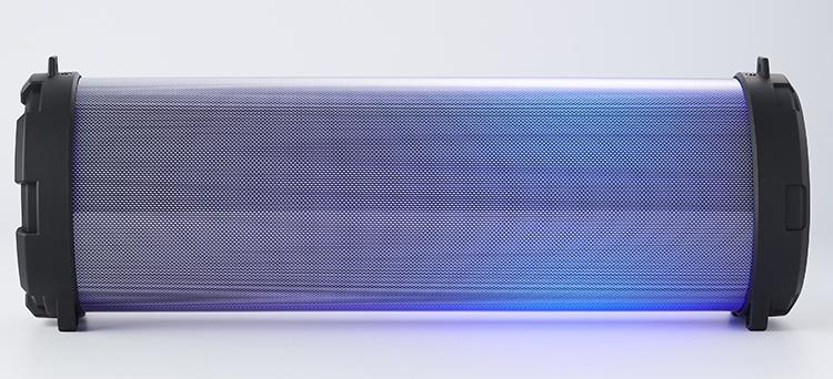 Lightning speaker bluetooth® CYCLONE401BK I DANCE - Image  #1