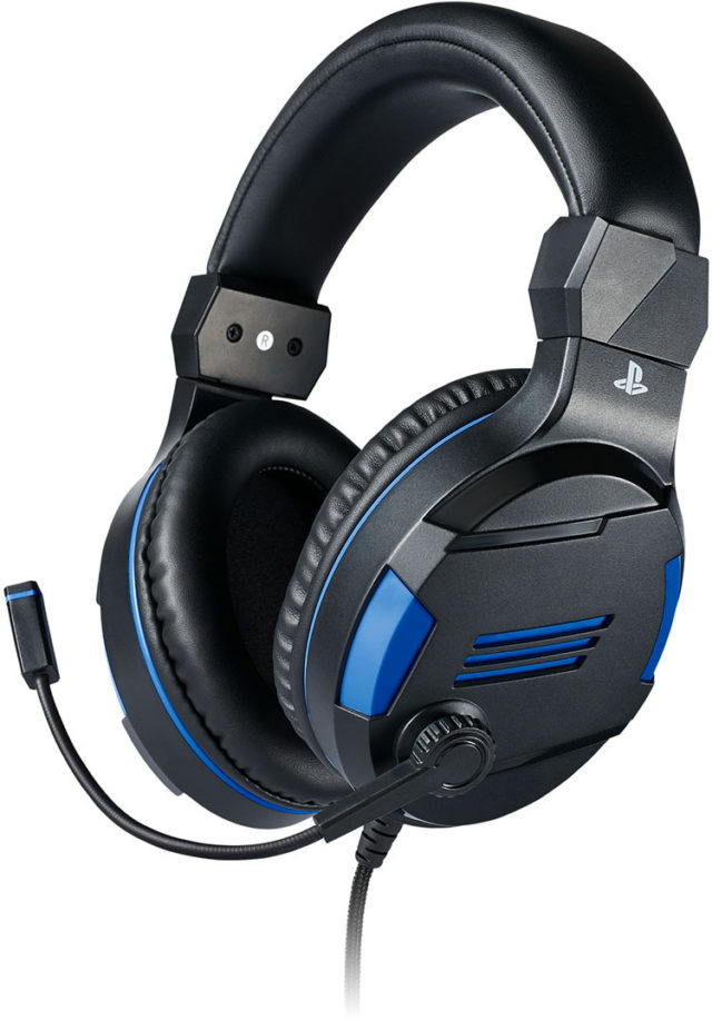 Strereo gaming headset for PS4™, PC, MAC and mobile devices - Packshot