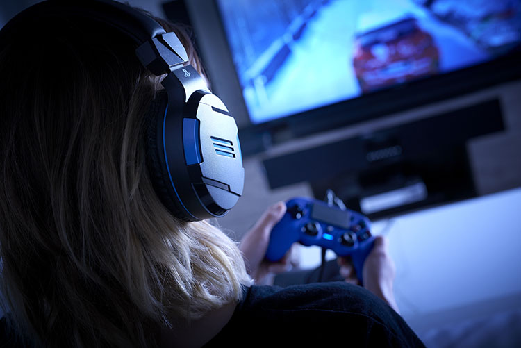 Strereo gaming headset for PS4™, PC, MAC and mobile devices - Image  #2tutu