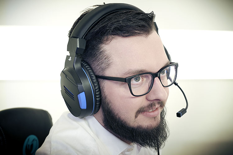 Strereo gaming headset for PS4™, PC, MAC and mobile devices - Image  #2tutu#4tutu#5