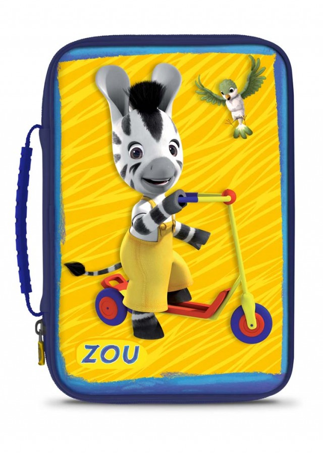 "Carrying case for tablet ""ZOU"" - Imagen del envoltorio"
