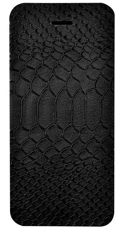 Folio case faux-crocodile (Black) - Imagen del envoltorio