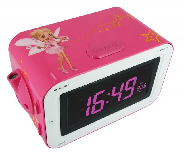 RR30 Clock Radio with projector (Fairy) - Imagen del envoltorio