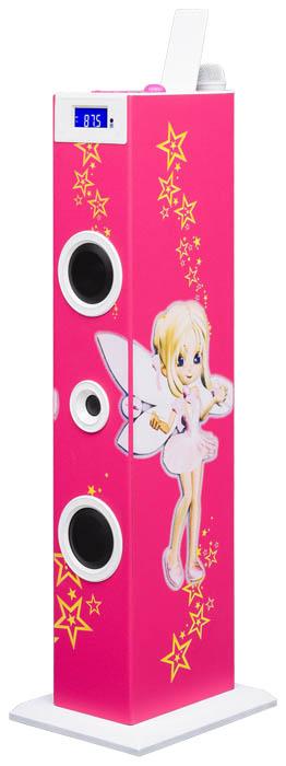 """Multimedia tower with karaoke function """"Fairy"""" - Imagen del envoltorio"""