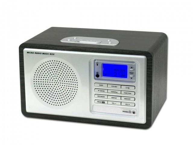 RDS80N Radio AM/FM - Imagen del envoltorio