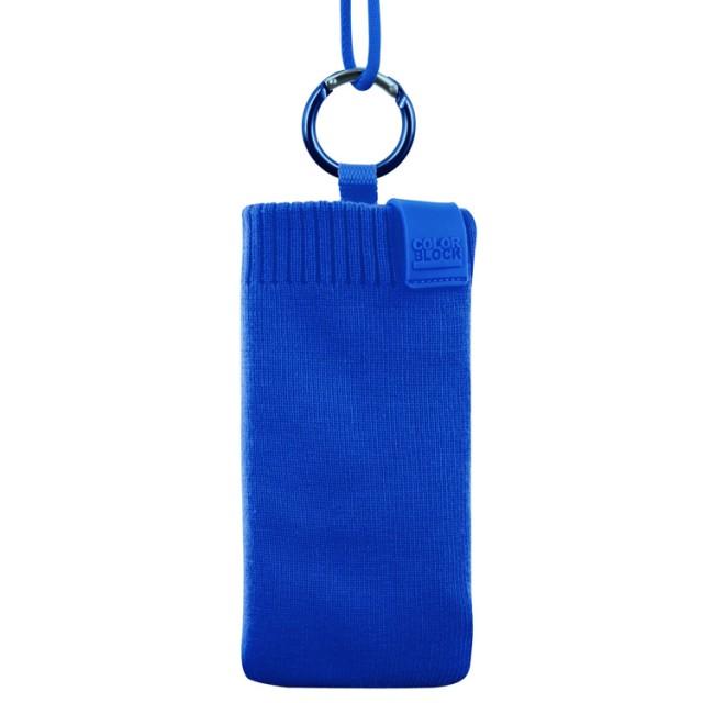 Calcetín de protección universal Colorblock (Royal Blue) - Imagen del envoltorio