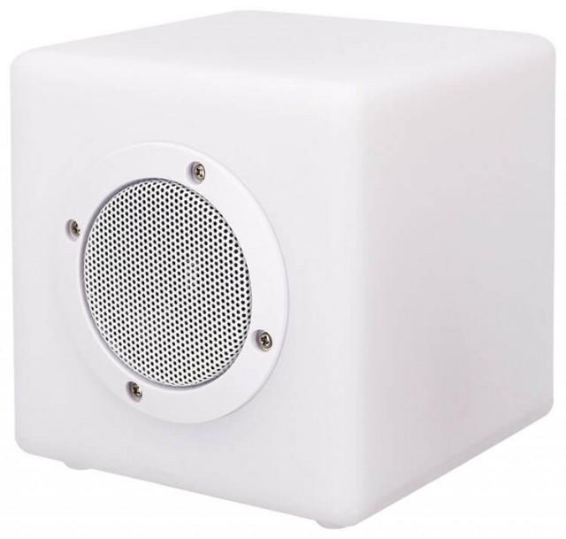 "Bright outdoor wireless speakers (Size XS)"" - Imagen del envoltorio"