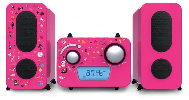 Micro system MP3/USB - Imagen del envoltorio