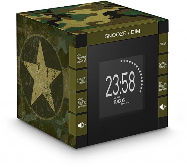 Alarm clock with projector - Imagen del envoltorio
