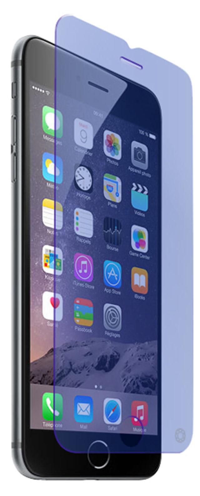 Cristal templado protector de pantalla FORCEGLASS (blue light) IPHONE 6/6S - Imagen del envoltorio