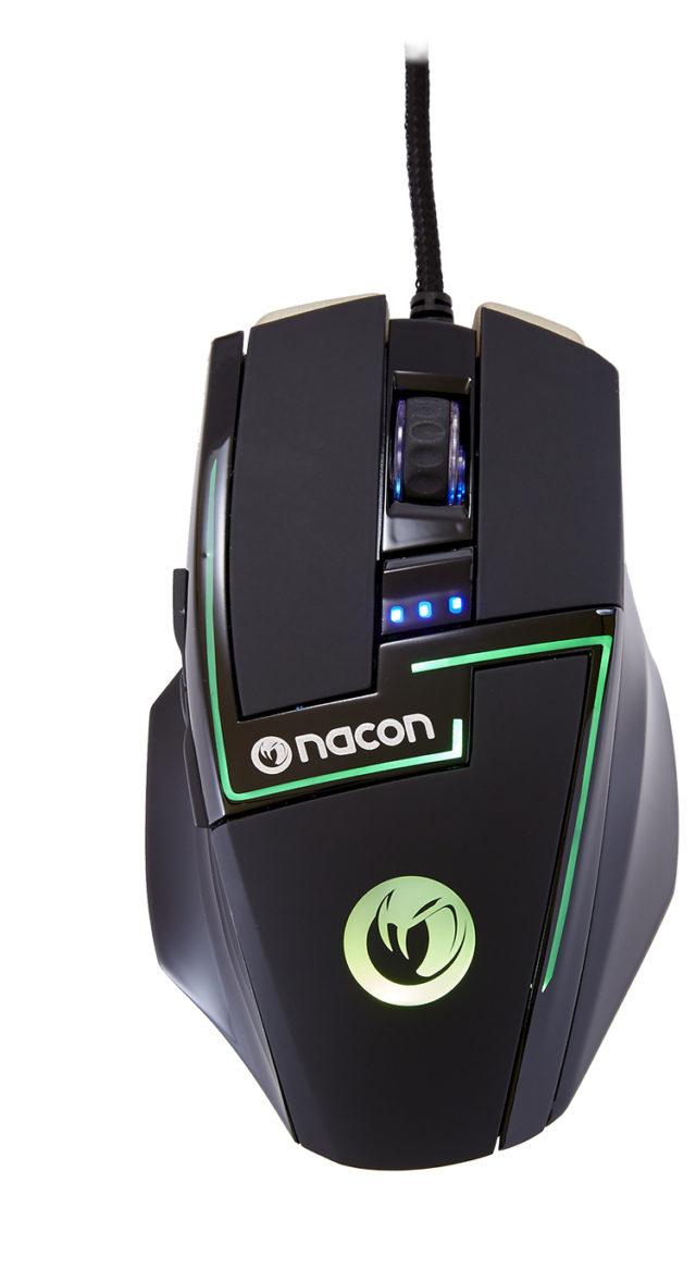 Ratón Laser gaming mouse NACON GM-350L - Imagen del envoltorio