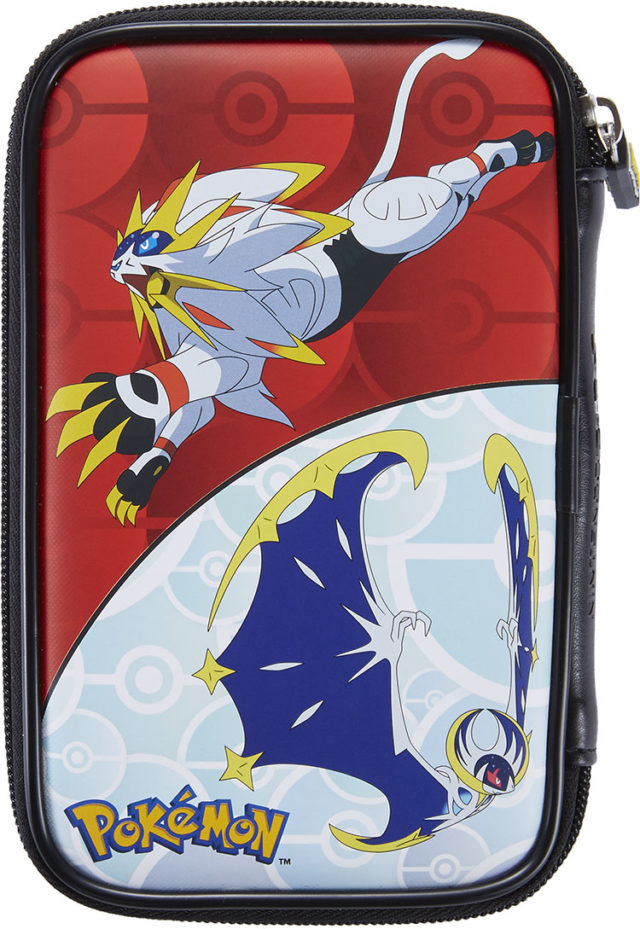 Funda Oficial Pokemon Sol y Luna Nintendo - Imagen del envoltorio