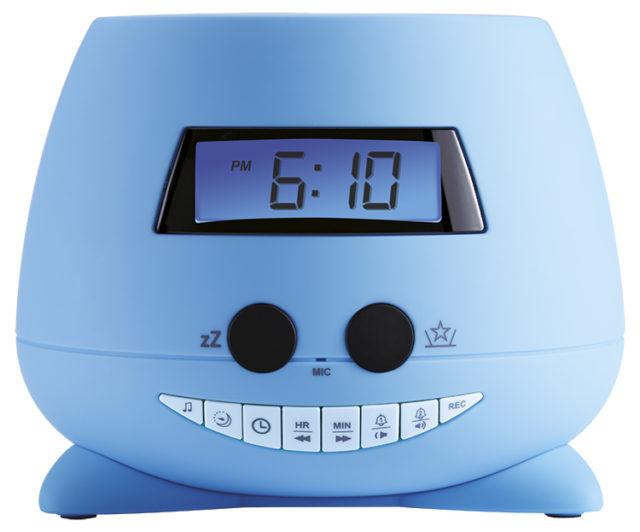 Despertador Reloj Infantil azul Bigben Kids con proyector - Imagen del envoltorio