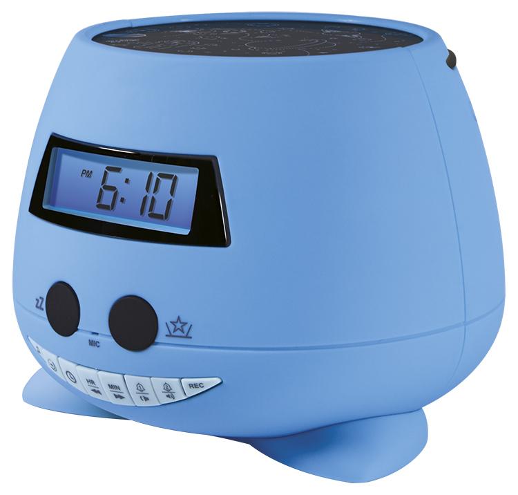 Despertador Reloj Infantil azul Bigben Kids con proyector - Imagen#2tutu