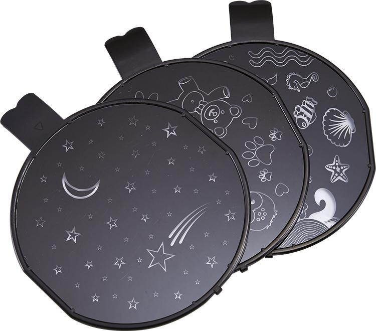 Reloj Despertador proyector verde Bigben Kids con proyector - Imagen#2tutu#4tutu