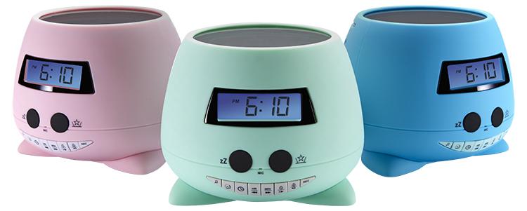 Reloj Despertador proyector verde Bigben Kids con proyector - Imagen#2tutu#4tutu#5